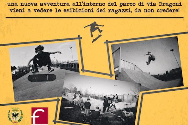 inaugurazione skatepark forli