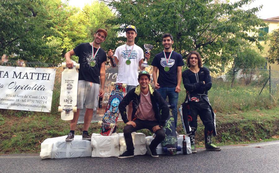 podio open dh skateboard cidhs 2016