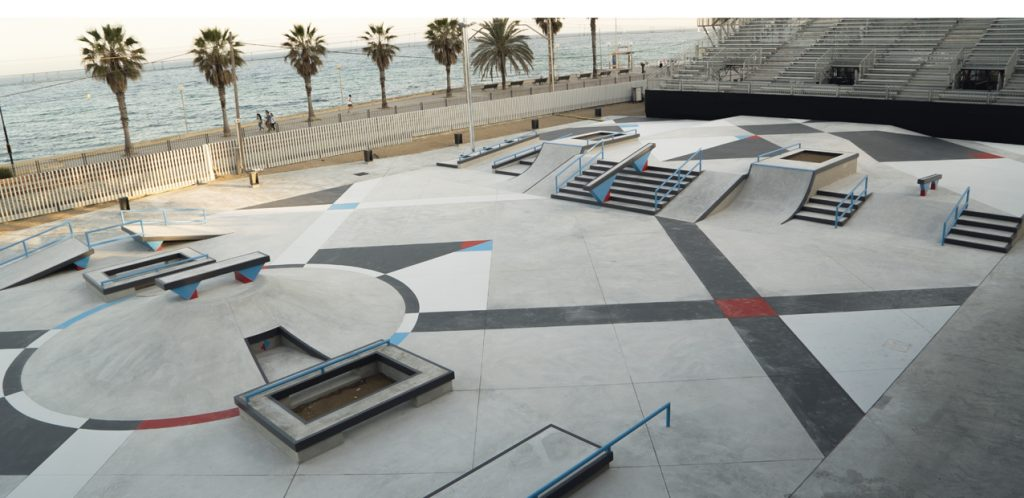 California-Skateparks-Badalona-Agora