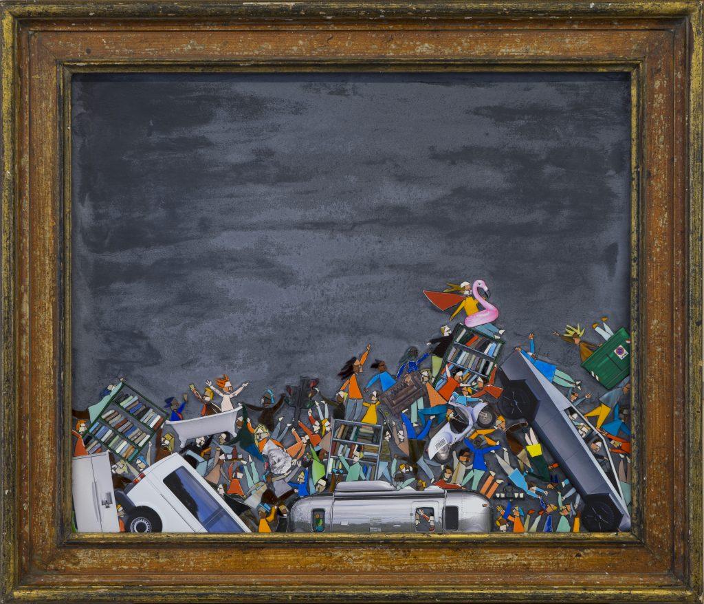 Luca Barberini - Tsunami