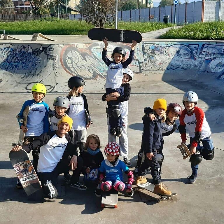I kids di Torino Skateboard