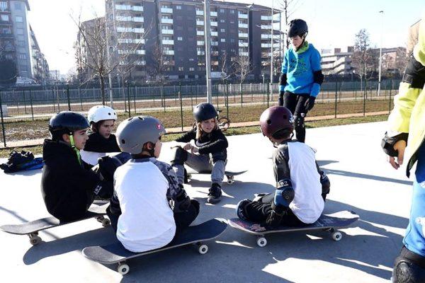 meet & skate