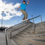 CIS Street 2020 - Kevin Duman bs lipslide - ph. Federico Romanello