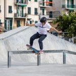 CIS Street 2020 - Lucrezia Zarattini boardslide - ph. Federico Romanello