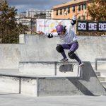 CIS Street 2020 - Matilde Fanelli kickflip - ph. Federico Romanello