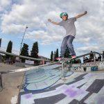CIS Street Junior - Diego Fusconi boardslide - ph. Federico Romanello