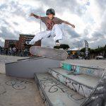 CIS Street Junior - Diego Petrocelli kickflip - ph. Federico Romanello