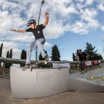 CIS Street Junior - Gabriele Fabi crooked grind - ph. Federico Romanello