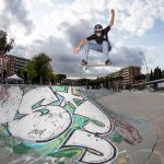 CIS Street Junior - Gabriele Fabi fakie ollie - ph. Federico Romanello