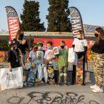 CIS Street Junior - podio Baby Maschi