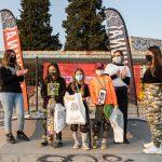 CIS Street Junior - podio Kid Femmine