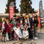 CIS Street Junior - podio Kid Maschi