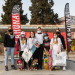 CIS Street Junior - podio Young Femmine