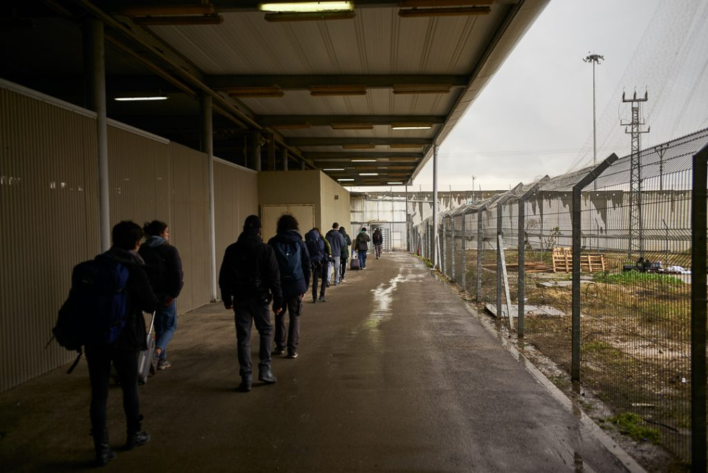 L'ingresso a Gaza