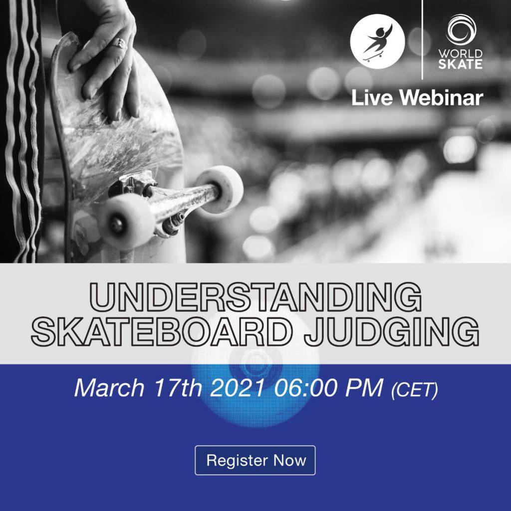 World Skate Judging Webinar