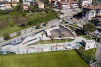 Il Go Fast Skatepark di Riva del Garda