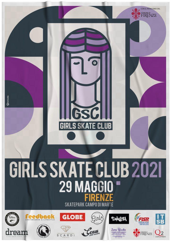 Girls Skate Club Firenze
