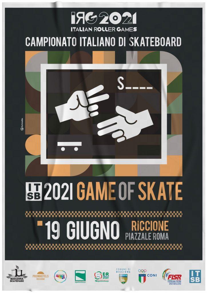 Game of Skate Riccione