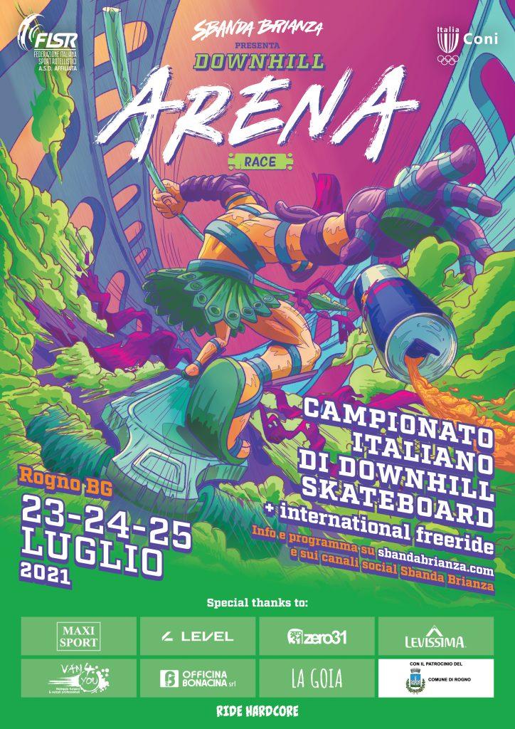 Downhill Arena 2021