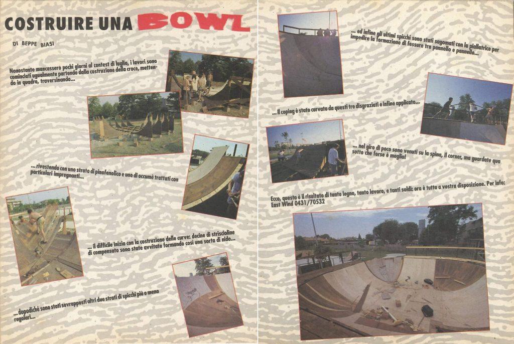 Il primo skatepark di Lignano su Skate & Snowboard