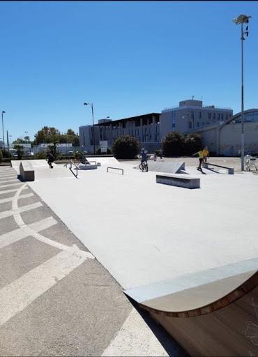 Lo skatepark di Pescara