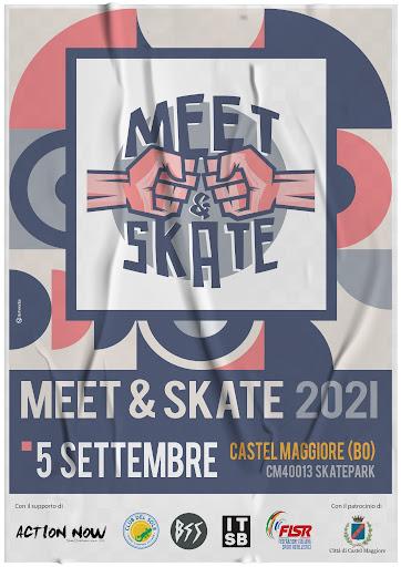 Meet & Skate Castel Maggiore 2021