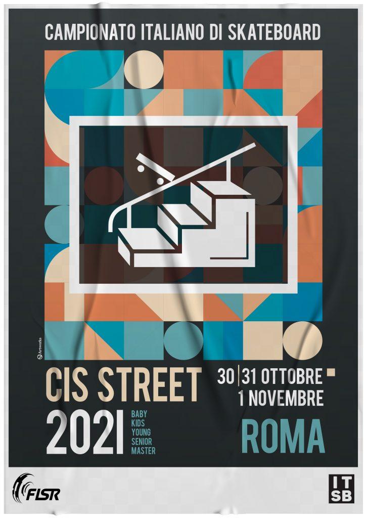 Flyer CIS Street 2021 Roma