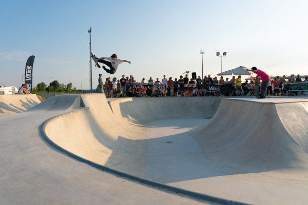 Captain Skatepark - Jacopo Carozzi boneless