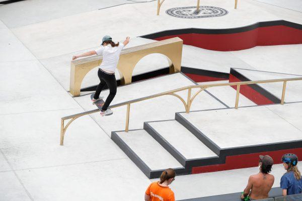 Asia Lanzi - fs boardslide - ph. Davide Biondani