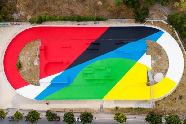 Southopia skatepark
