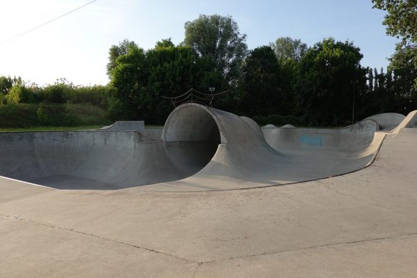 Silver Skatepark Bologna
